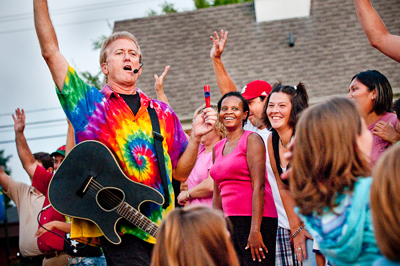 The Kazoobie Kazoo Show with Rick Hubbard